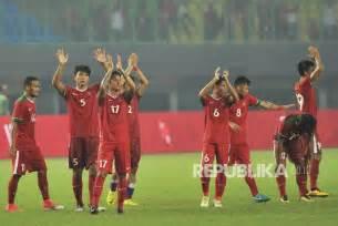 pemain film laga wanita indonesia indonesia naik empat tingkat di peringkat fifa republika