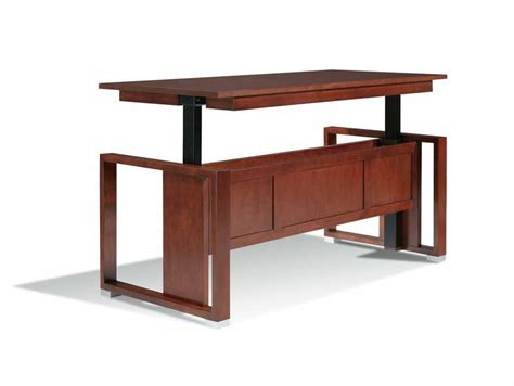 raised desk for standing 17 best images about stand up desks on office