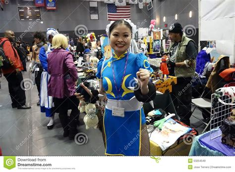 Anime Expo Nyc by Springfest Ny 2014 14 Editorial Stock Image Image 53254549