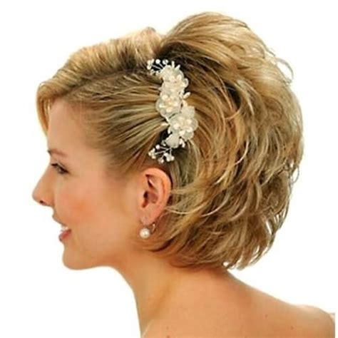 Wedding Hair Pinned To Side by 50 Wedding Hairstyles For Hair Hair Motive Hair Motive