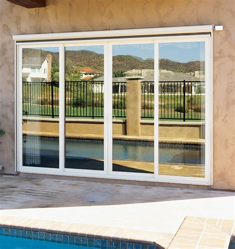 sliding glass doors wireless remote sliding glass doors