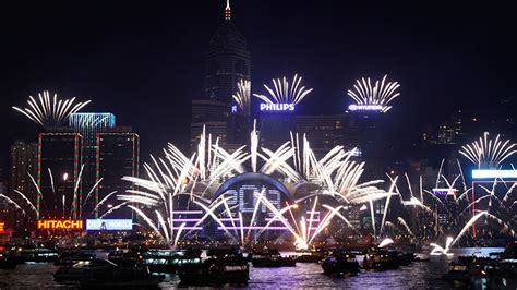 how is new year in hong kong asia pacific nations greeting 2013 eagerly as new year s