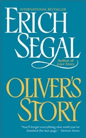 oliver loving a novel books oliver s story story book 2 by erich segal