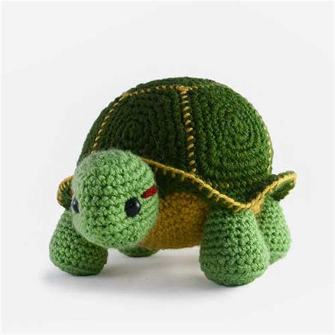 amigurumi turtle the turtle amigurumi pattern amigurumipatterns