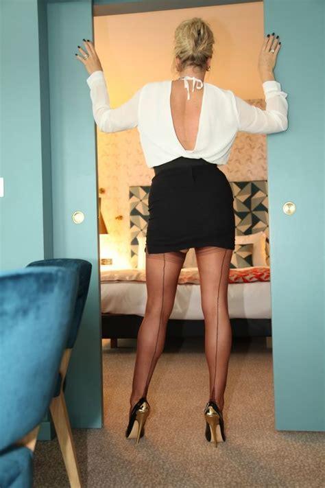 Best Linda Bareham Images On Pinterest Heels Tights