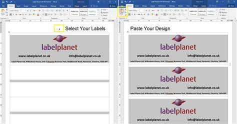 Planet Label Templates Label Planet Label Planet Template Tuesday Designing A Label Template Copy Paste 102