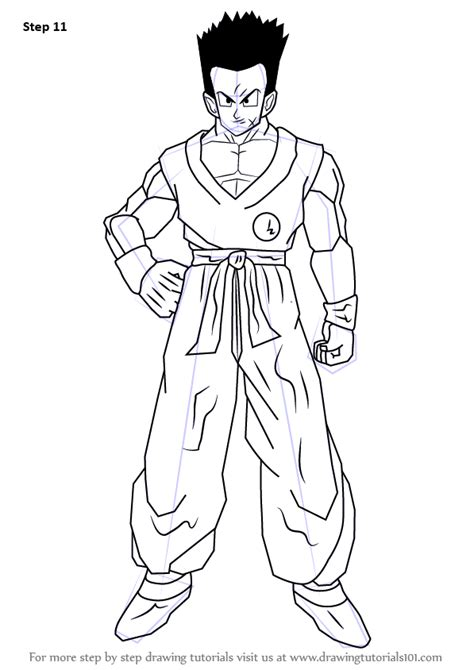 Z Drawing Images by Learn How To Draw Yamcha From Z Z