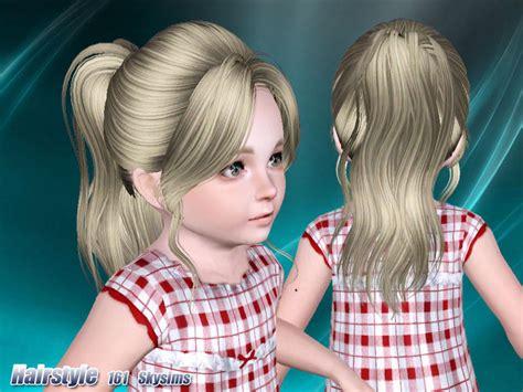 skysims hair toddler 209 i the sims 3 pinterest sims skysims hair toddler 161