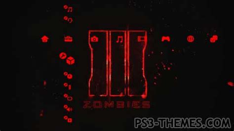themes black ops ps3 ps3 themes 187 black ops 3 zombies theme