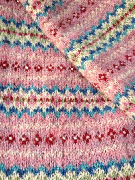 how to knit fair isle 17 best ideas about fair isles on fair isle