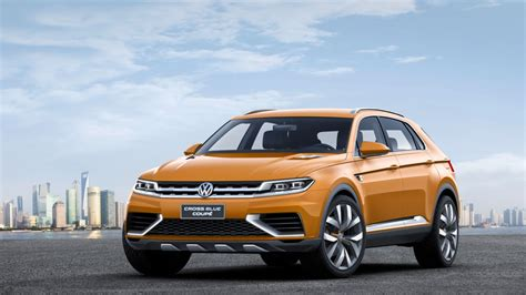 Volkswagen Reveals Crossblue Coupe Concept Drive News