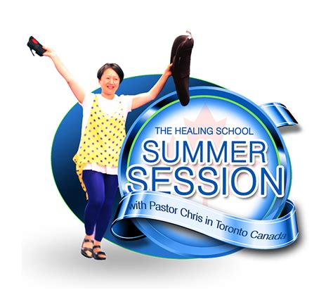 christ embassy healing school commences summer session