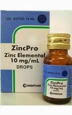 Obat Zyloric fungsi dosis zincpro zinc zink daftar dosis obat