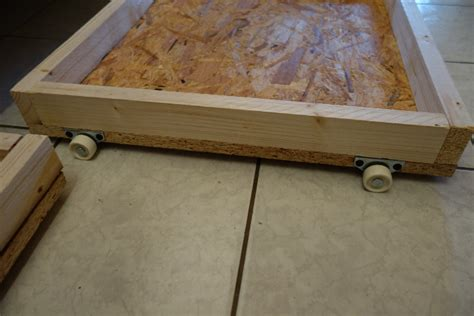 schrank mit schubladen selber bauen haushaltstipps eine rollschublade unterschrankschublade