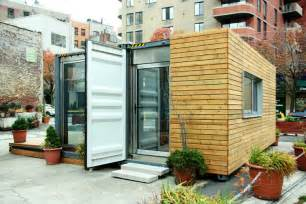 Shipping container homes meka west village container home