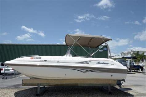 hurricane boat financing hurricane fun deck 211 boats for sale