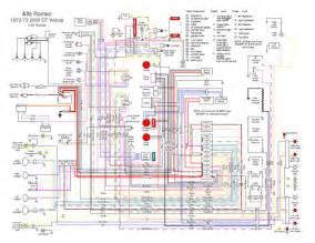 1988 alfa romeo spider wiring diagram 1988 alfa romeo
