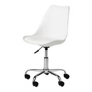 chaises de bureau sans