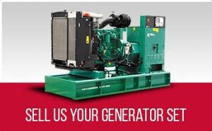 diesel generators for sale | new and used gensets