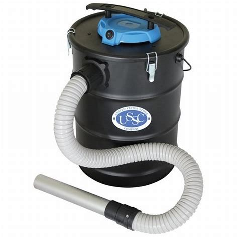 Fireplace Vacuums by U S Stove Company Av15 6 5 Gal 2hp Ash Fireplace Vacuum