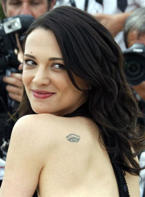 asia argento tattoos s new emoji and 10 other bad tattoos
