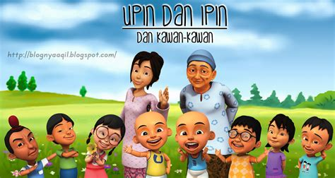 film upin ipin video mengenal serial kartun animasi upin dan ipin blog nya aqil