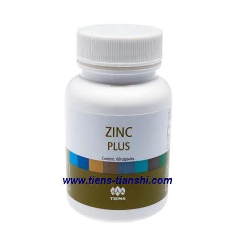Vitamin Tiens Zinc Plus Capsules