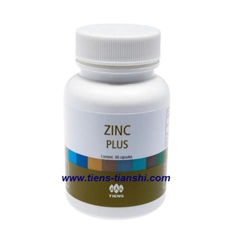 Tianshi Zinc Capsule zinc plus capsules