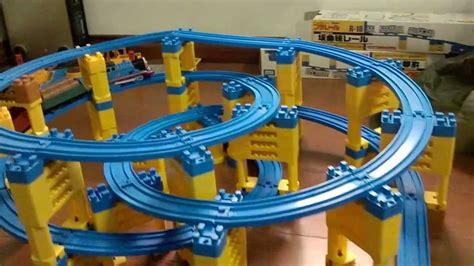 Plarail R 13 plarail layout no3