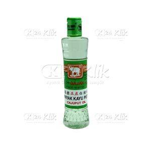 Minyak Kayu Putih Cap Gajah 180ml apotek paling komplit k24klik