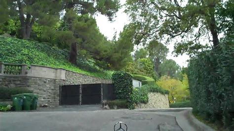 reagan house bel air tour bel air road bel air homes beverly hills real