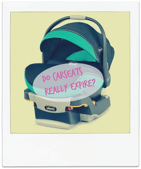 how do car seats expire do car seats really expire