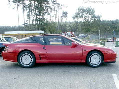 renault alpine a610 renault alpine a610 photos photogallery with 9 pics