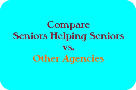 Home Care Agencies Near Me by Compare Home Care Agencies Seniors Helping Seniors Nh Me