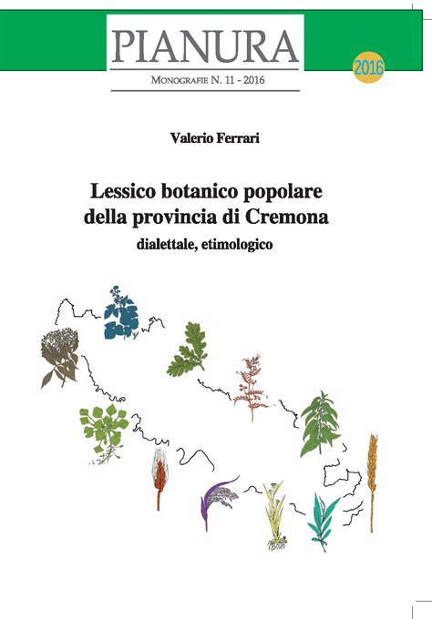 popolare cremona monografie di pianura provincia di cremona