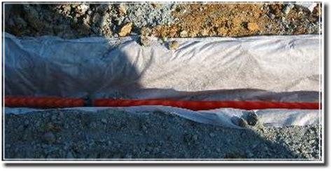 drainage verlegen anleitung mit bilder 6797 monsterhaus drainage im garten