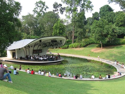 The Botanic Gardens Singapore Top 10 Things To Do In Singapore For Free Singapore Spaces And Pavilion