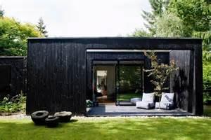Modern Garden Summer Houses - an architect s own danish summer house hannah in the house