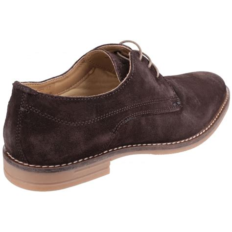 brown shoes base bayham suede s brown shoes free returns