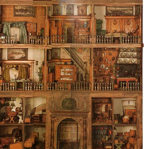 famous doll houses pin by lucinda wooton on mini dollhouses pinterest