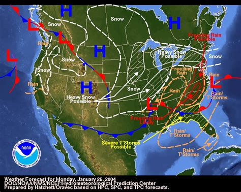 us weather map noaa national weather map my