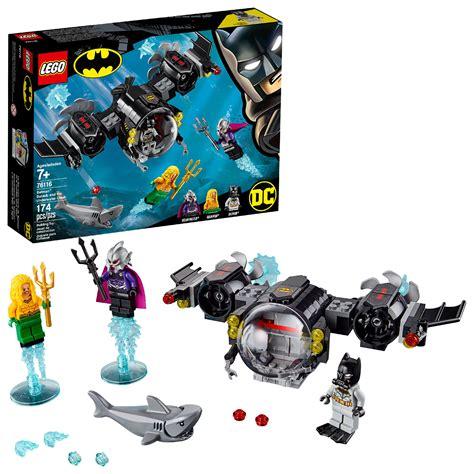 lego super heroes batman batsub   underwater clash