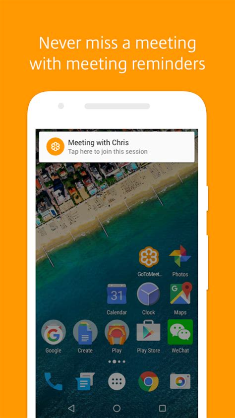 gotomeeting mobile gotomeeting android apps on play