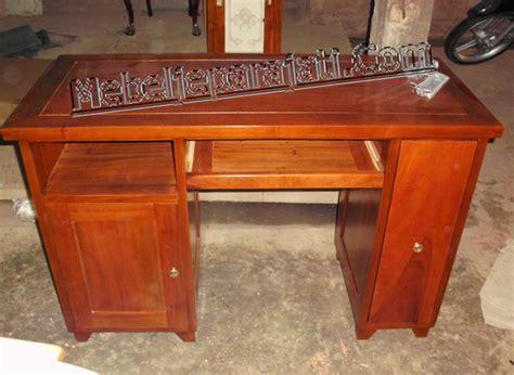Meja Komputer Kayu mebel jepara jual meja komputer kayu mahoni pengrajin mebel jepara furniture ukir minimalis