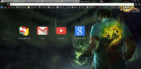 theme google lee sin dragon fist lee sin 1366x768 chrome theme themebeta