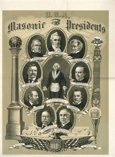 Freemason Background Check U S A Masonic Presidents