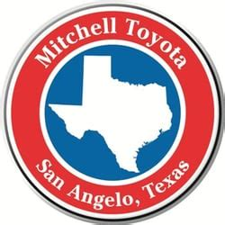 Mitchell Toyota San Angelo Mitchell Toyota San Angelo Tx Usa Yelp