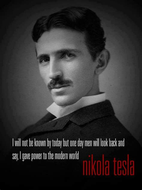 Quotes Tesla Nikola Tesla Quotes Quotesgram