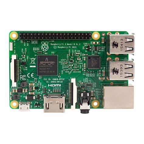 Raspberry Pi 3 Model B 1gb Ram 1 2 Ghz With Wifi Bluetoot raspberry pi 3 model b 1 2 ghz 1gb ram wifi bluetooth rapid