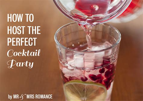 How To Host A Cocktail Party | everything you need to get through cocktail season the